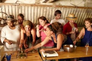 Les traversées-Atelier culinaire