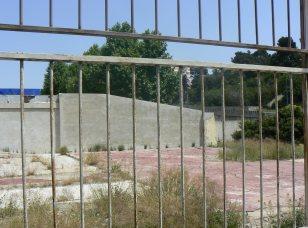 Le jardin en 2008