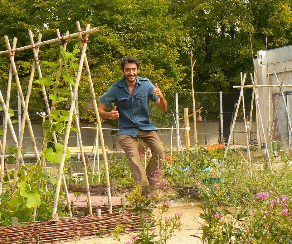 Juin 2011 au jardin d'Adam