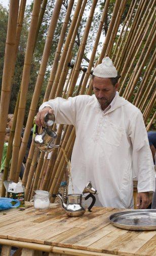 Les traversées - Cérémonie du thé